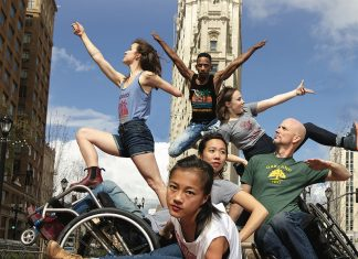 AXIS Dance Company from California will perform at the ENT Center in Colorado Springs