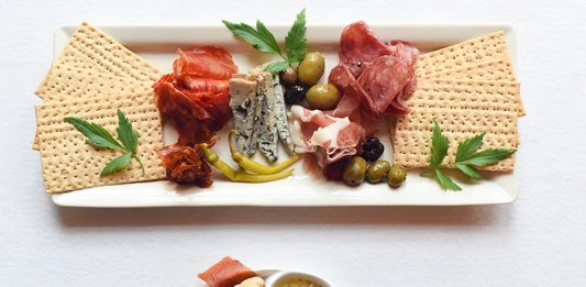 Charcuterie at Tapateria