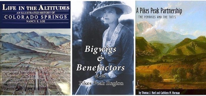 Colorado Springs history books