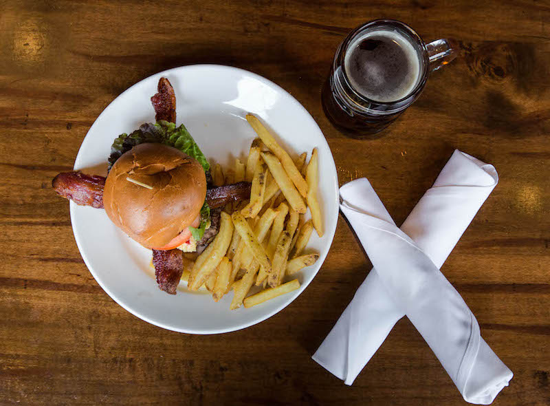 Get your burger and beer for takeout at Phantom Canyon Brewing Company