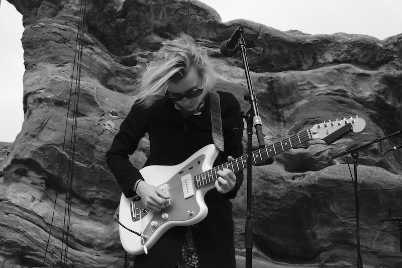 Kate Perdoni plays Red Rocks with Spirettes