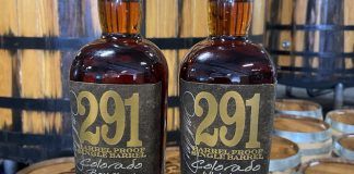 Distillery 291 limited-edition whiskey